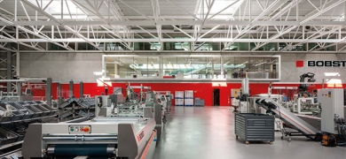 Bobst to focus on customer engagement through personalized communication and reduction of its environmental impact