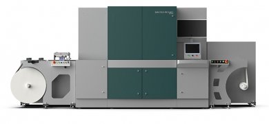 Dantex Digital has launched PicoJet 254, a new digital label press offering 5-color reel-to-reel UV system with up to 10in print width