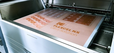 Acme Graphics has purchased Kodak Flexcel NX System