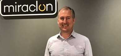 Miraclon has appointed Stephen McCartney as commercial director the European, African, and Middle Eastern Region