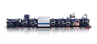 Rotocontrol and Domino develop hybrid press
