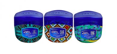 Cultural makeover for Vaseline jars