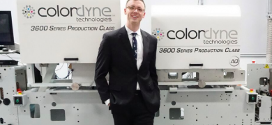 Young managers – Taylor Buckthorpe, director of sales, Colordyne