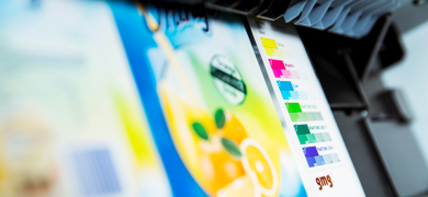 Accurate handling of spot colors is a challenging factor in color management for packaging printing