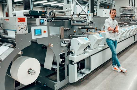 Eticod is one of the most modern printers in Poland, heavily investing in new machines, expanding its offering and minimizing carbon footprint