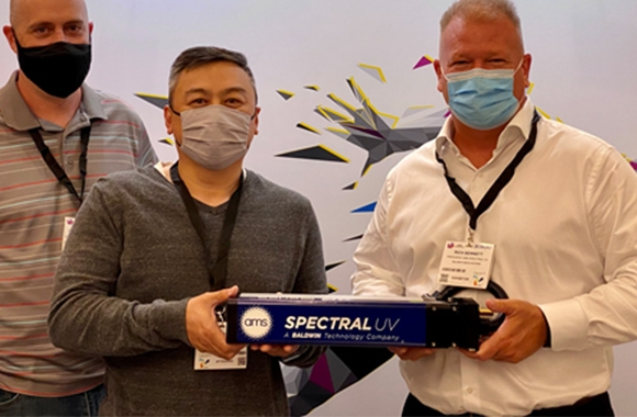 Label Products has committed to converting the bulk of its flexo label production to 100 percent LED UV and 100 percent image inspection from Baldwin Technology