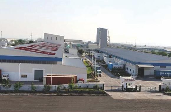 Aurangabad facility of Cosmo films