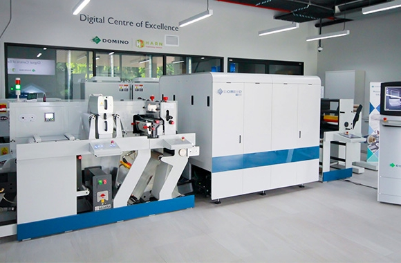 Domino Digital Printing Solutions has launched its Digital Center of Excellence in Bangkok, Thailand