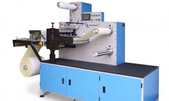 Marisan NV buys EB 260 die cutter from Lemorau