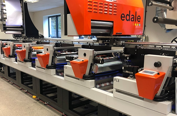 Edale and Fujifilm partner to demo their technologies