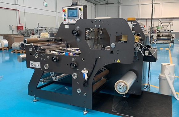 Multisac has installed an eRS60 sleeve seaming machine from Enprom Solutions