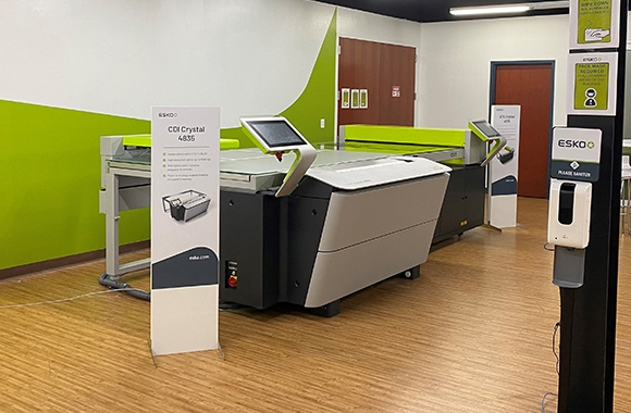 Esko has opened a new state-of-the-art Flexo Technology Center at its North American headquarters in Miamisburg, Ohio