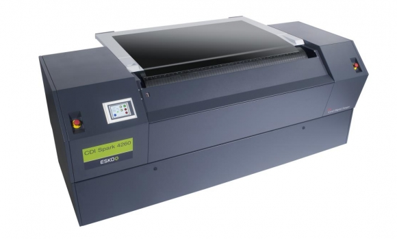Esko CDI Spark 4260 digital flexo imager