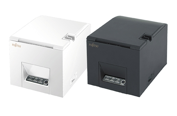 Fujitsu Components America has released the FP-2000CL, a high-speed, direct thermal printer capable of printing linerless labels and paper receipts