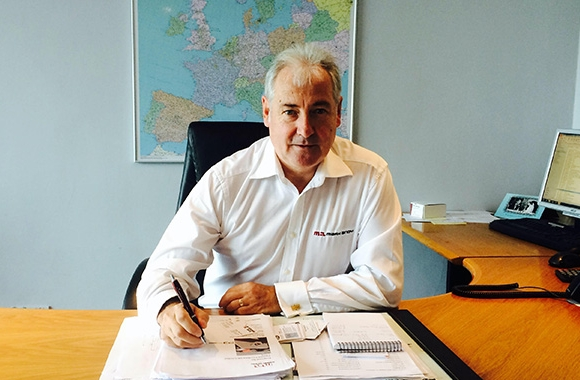 Paul Macdonald has retired from his position as area sales manager for Mark Andy UK