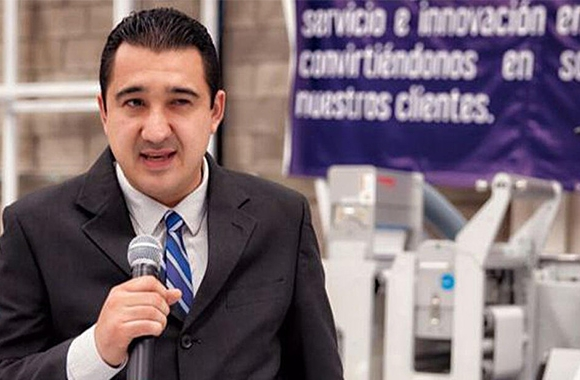 Mark Andy has appointed Kenjiro Celaya as its new sales manager in Mexico and surrounding areas