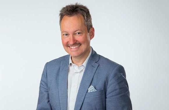 Martin Strobel, MCA Pro managing director