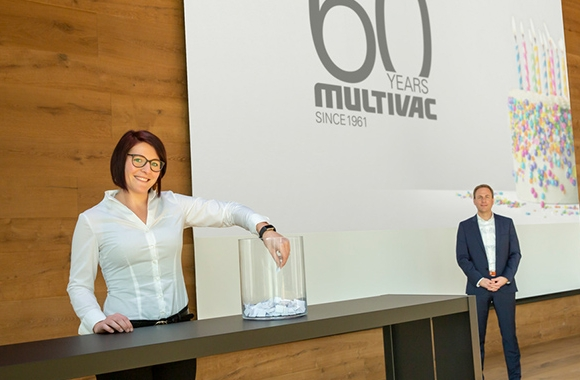 Multivac has kicked off its 60th anniversary celebrations awarding four businesses with a one-day workshop