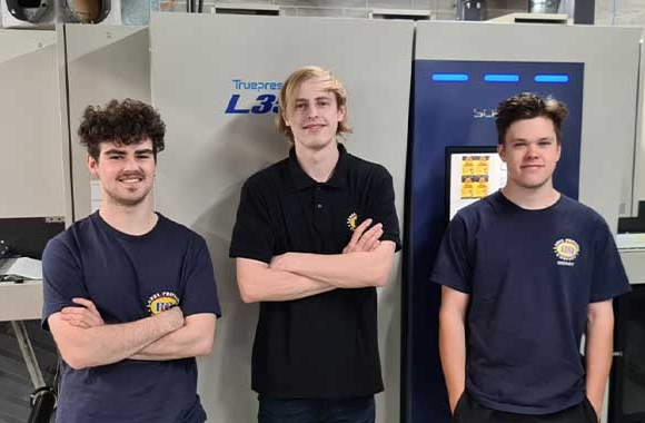 Australian label printing company PDQ Labels has added Screen L350UV inkjet press to its Sydney operations