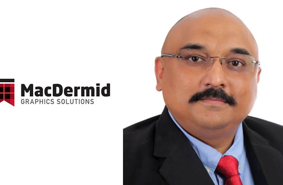 MacDermid Graphics has appointed Prasenjit Das as cluster senior sales manager for South Asia
