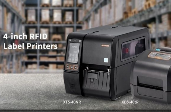 Bixolon Europe has added XT5-40NR and XD5-40tR to its growing RFID label printer line-up
