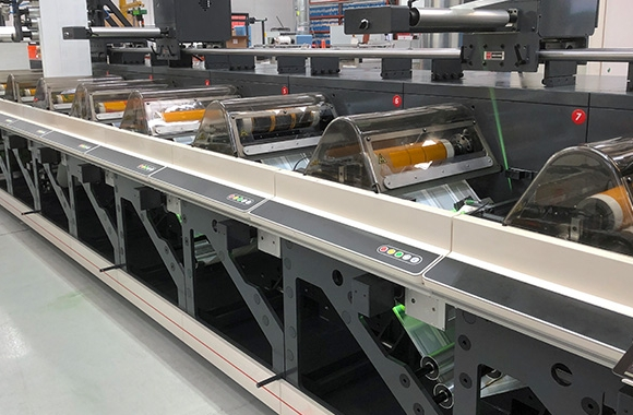 Rifa Etichette has added a Nilpeter FA-17 press to the current 10-line production floor to expand its production capacity