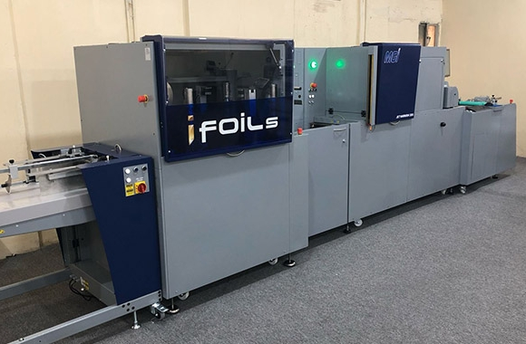 Konica Minolta Business Solutions Middle East and its Saudi Arabian distributor Hoshan group have installed a range of equipment including an MGI JetVarnish 3DS, AccurioLabel 230 and AccurioPress C 6100 at Riyadh-based Mahara Printing