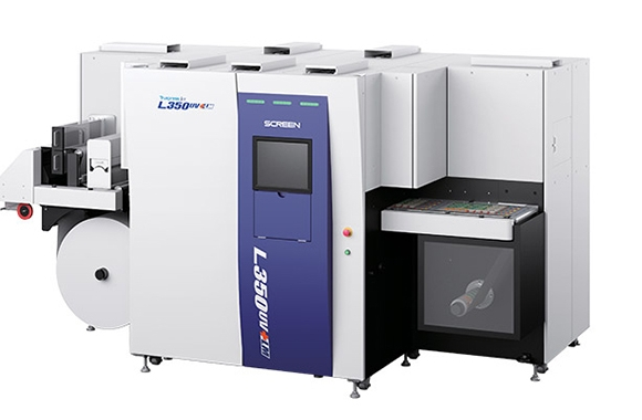 FastCap has increased its productivity by 500 percent since installing the Truepress Jet L350UV+LM press in June 2020