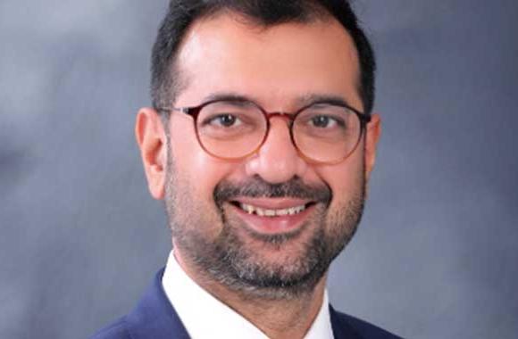 Ashish Pradhan, president of Siegwerk Asia.