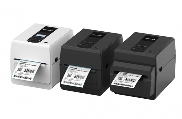 Toshiba Tec has unveiled its new BV400D thermal barcode printer series