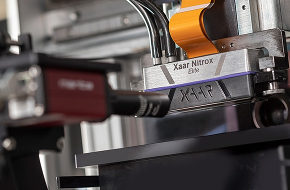 Xaar has launched Nitrox, a new printhead powered by the ImagineX platform offering greater print speeds and uniformity across a wide variety of print applications