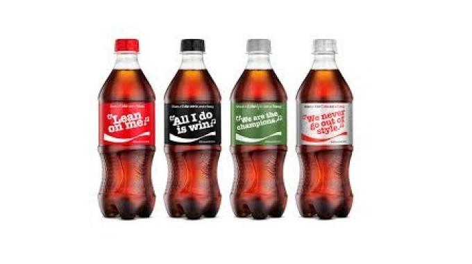 Coca-Cola launches new personalized label promotion