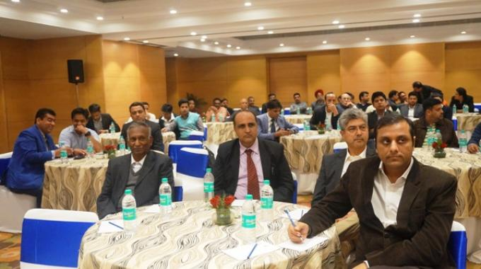 A recent LMAI networking meeting organized in Delhi was attended by about 100 printers and suppliers