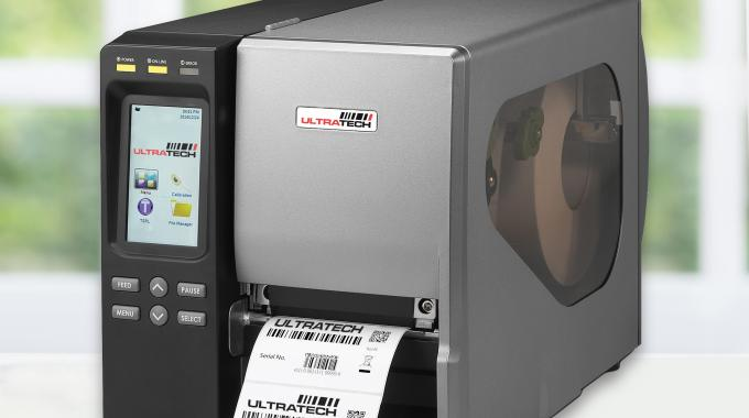 When used alongside Thermal Printer Supports' standalone Ultratech printers, users can store the created labels in the printer itself, allowing the user to print the required labels without the need of a PC