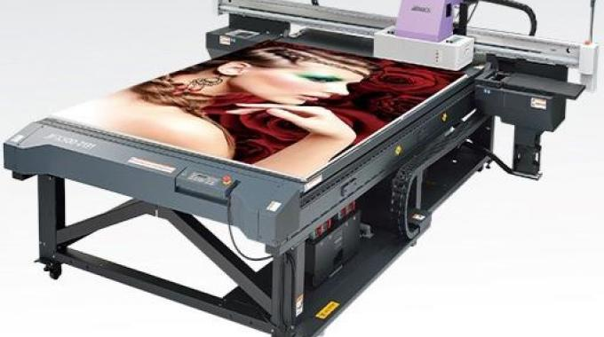 Cypress Multigraphics' screen print division has purchased a Mimaki JFX-500 flatbed UV printer digital cutter/router to add to its digital capabilities