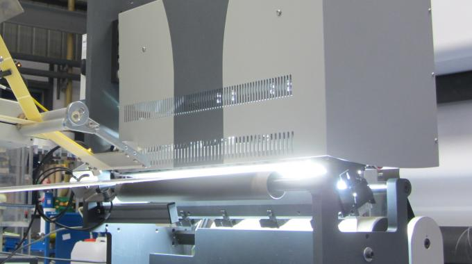 AVT premieres the Helios S Turbo inspection system at Labelexpo Europe 2015