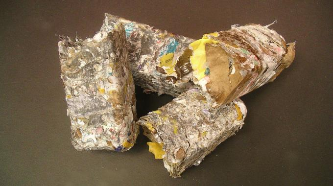 ENVIRO-Fuelcubes are a green fossil fuel substitute produced by Materials Lifecycle Management Company
