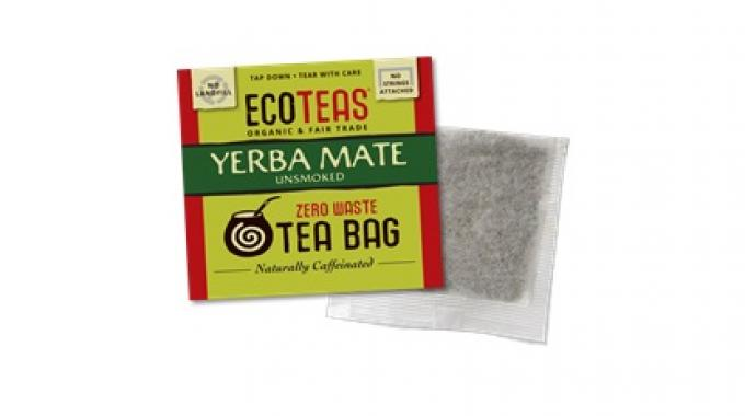 EcoTeas deploys compostable packaging film | Labels & Labeling