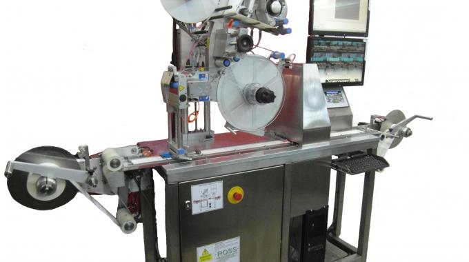Partners develop integrated labeling machine with automated
