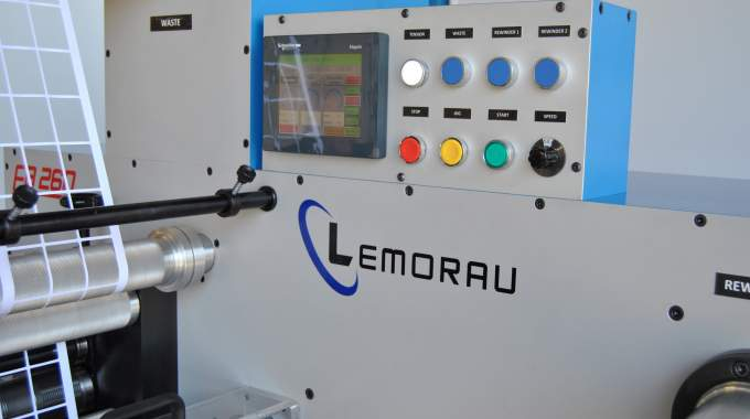 Calheiros Embalagens said its decision to invest in a Lemorau CR 1000 was down to the machine's quality/price ratio and the after-sales service guarantee