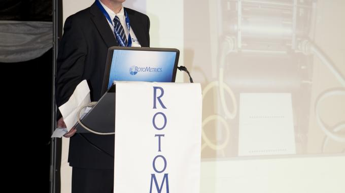 Neil Lilly, RotoMetrics sales director, is responsible for registration and can be contacted at neil.lilly@rotometrics.com