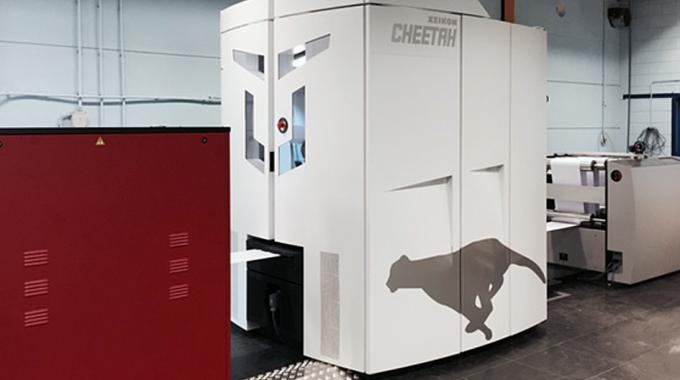 Telrol is extending its Xeikon press portfolio to six, including five 3300 models and the Cheetah