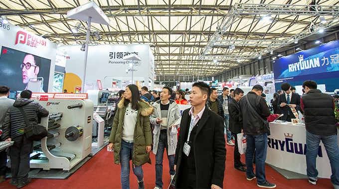 The 9th edition of Labelexpo Asia will be bigger than ever before
