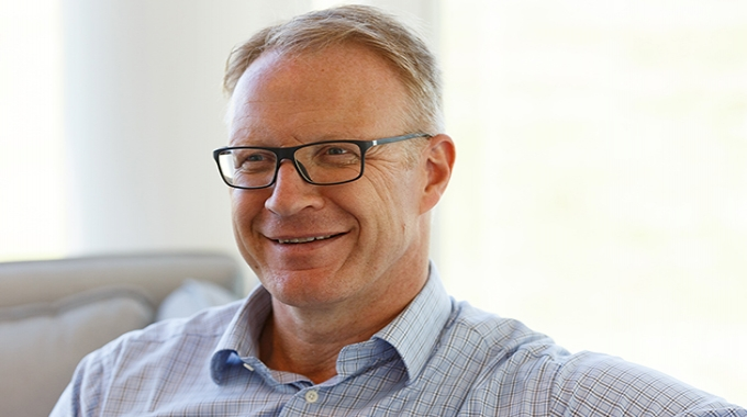 Jeroen Diderich, vice president and general manager, label and graphic materials, Avery Dennison