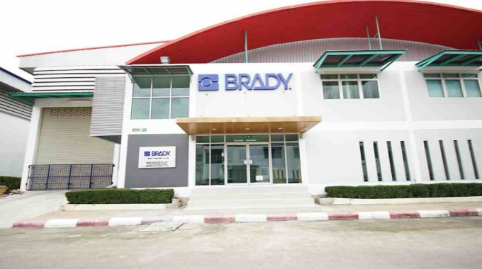 The new Brady plant in Thailand