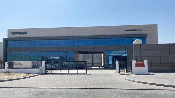 HP Industrial Printing has appointed Dynagraph as its distributor for its Indigo and PageWide presses in the Middle East