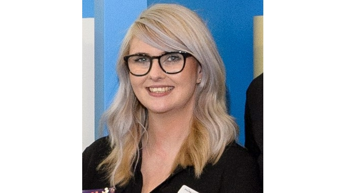 Mikaela Harding, technical sales support at Avery Dennison