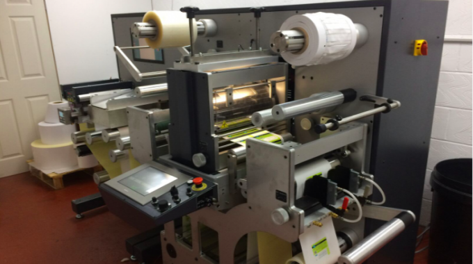 Labelcraft has installed a Trojan T4 all-in-one digital color label press with integrated finishing station