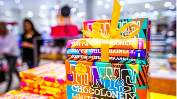 Tony's runs an annual limited-edition campaign across three flavors