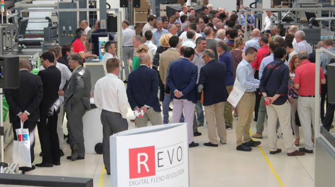 The REVO Digital Flexo project has been big news this year